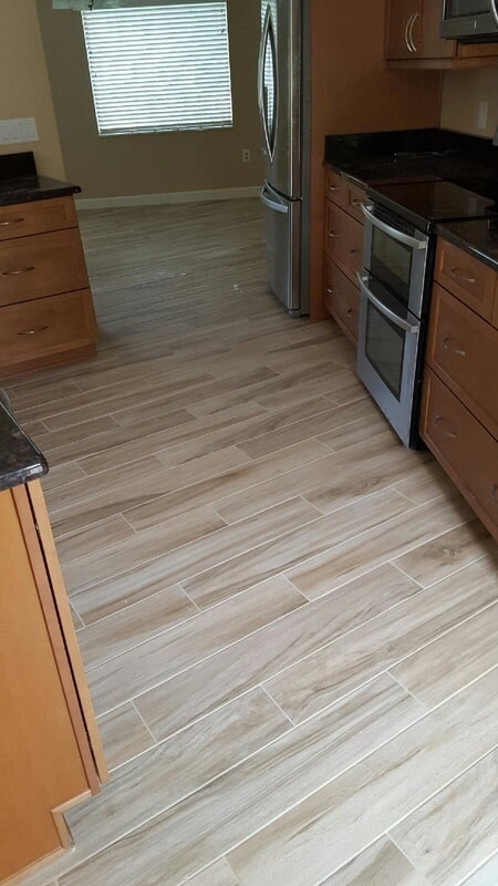 Luxury vinyl flooring from The Flooring Center in Heathrow, FL