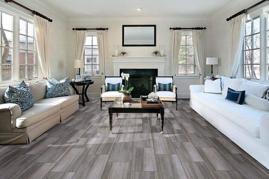 luxury vinyl flooring planks near Madison, WI at Choice Floors