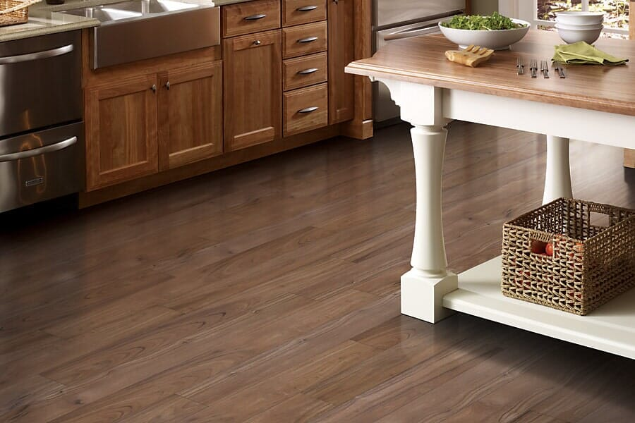 Vinyl floors for kitchen near Denver, CO at Choice Floors