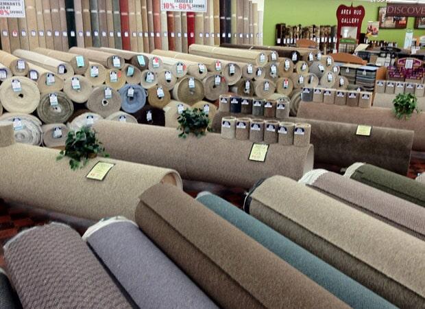 Carpet remnant store near Liverpool NY - Onondaga Flooring