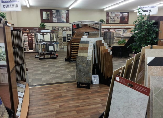 Tile floor store near Clay NY - Onondaga Flooring