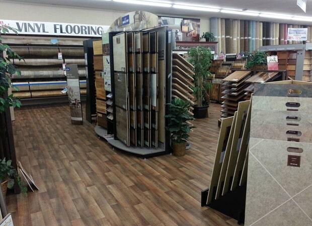 Luxury vinyl floor store in Syracuse NY - Onondaga Flooring