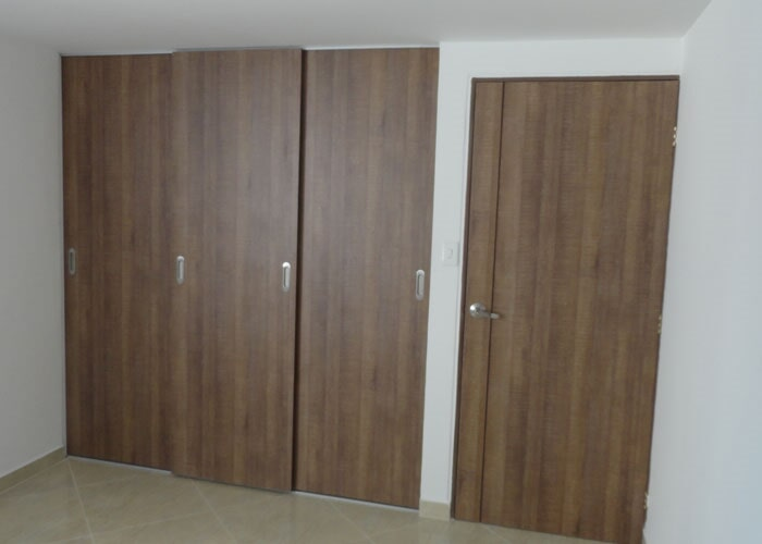 Mobarq S.A.S - Closet 3 Puertas