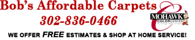Bob's Affordable Carpets in New Castle, DE