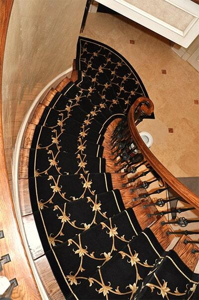 Custom-Carpet-Stair-Runner