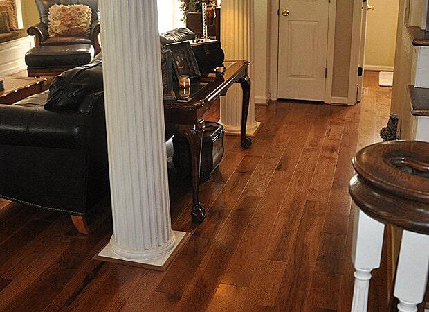 Hardwood Flooring at Taylorsville, NC from Munday Hardwoods