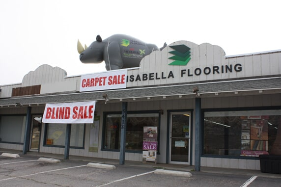 Isabella Flooring Inc - Lake Isabella