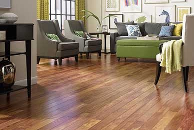 Hardwood flooring near Kernville, CA at Isabella Flooring