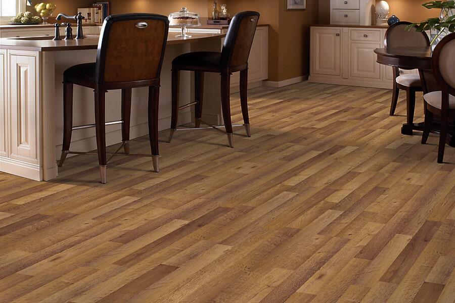 Laminate kitchen floors near Weldon, CA at Isabella Flooring
