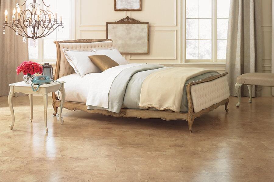 Laminate bedroom floors near Kernville, CA at Isabella Flooring