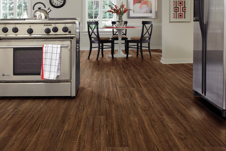 Luxury vinyl for kitchen near Southlake, CA at Isabella Flooring