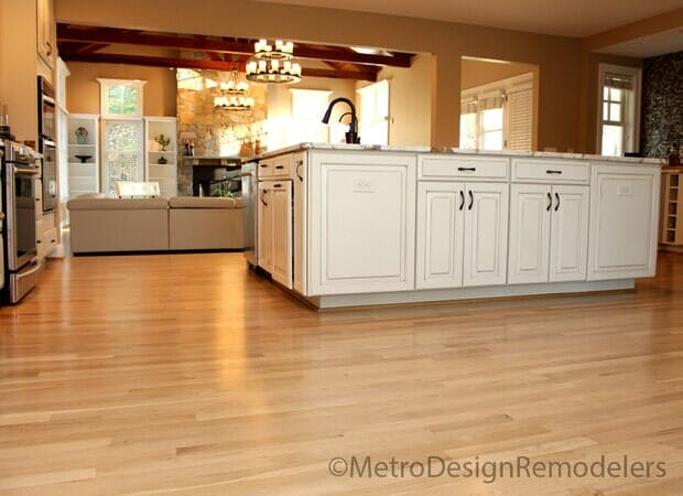 Hardwood - Great Choice For the Kitchen