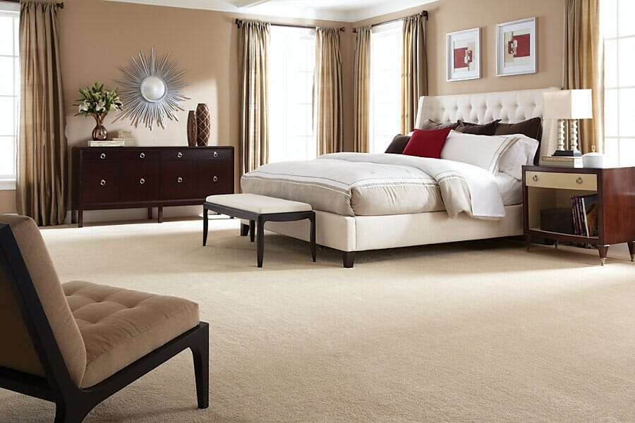 Carpet for bedroom near Vienna, VA at Metro Floors & Remodelers