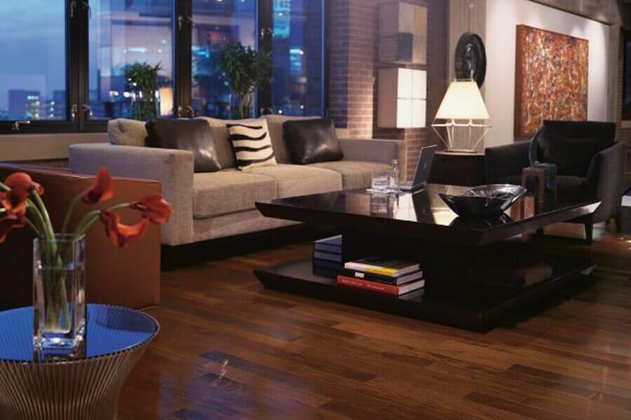 solid hardwood flooring near Springfield, VA at Metro Floors & Remodelers
