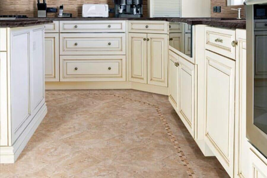 tile floors near Chantilly, VA at Metro Floors & Remodelers