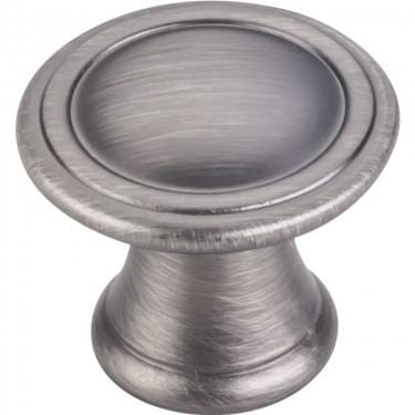 Chesapeake Knob Brushed Pewter