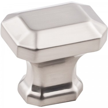 Ella Cabinet Knob Satin Nickel