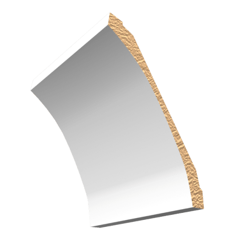 DECO Crown Molding 4 5/8 inches