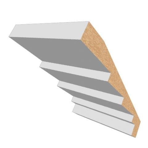 NEO Crown Molding 8 1/4 inches