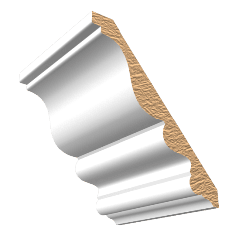 Tuscan Crown Molding 5 1/4 inches