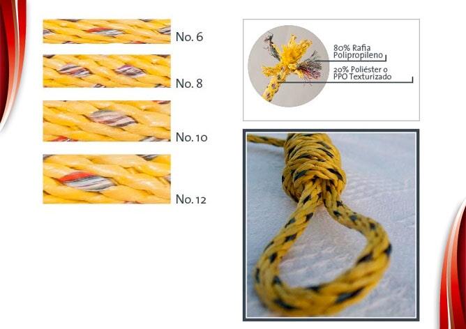 CORDEX S.A.S - Cable Polipropileno