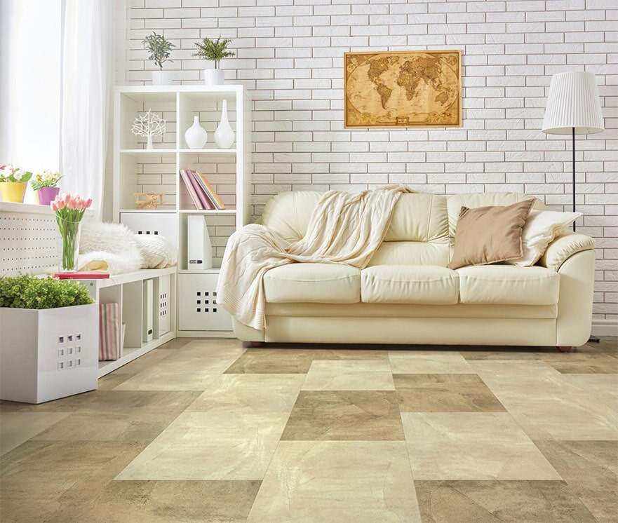 COREtec Plus Design - Sand Slate