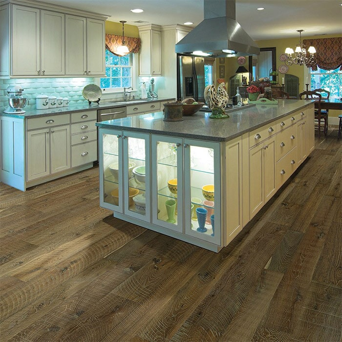 Hardwood flooring from Eastern CT Flooring near New London, CT