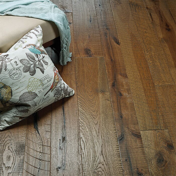 Hickory Hardwood Floors from Eastern CT Flooring near Noriwch, CT