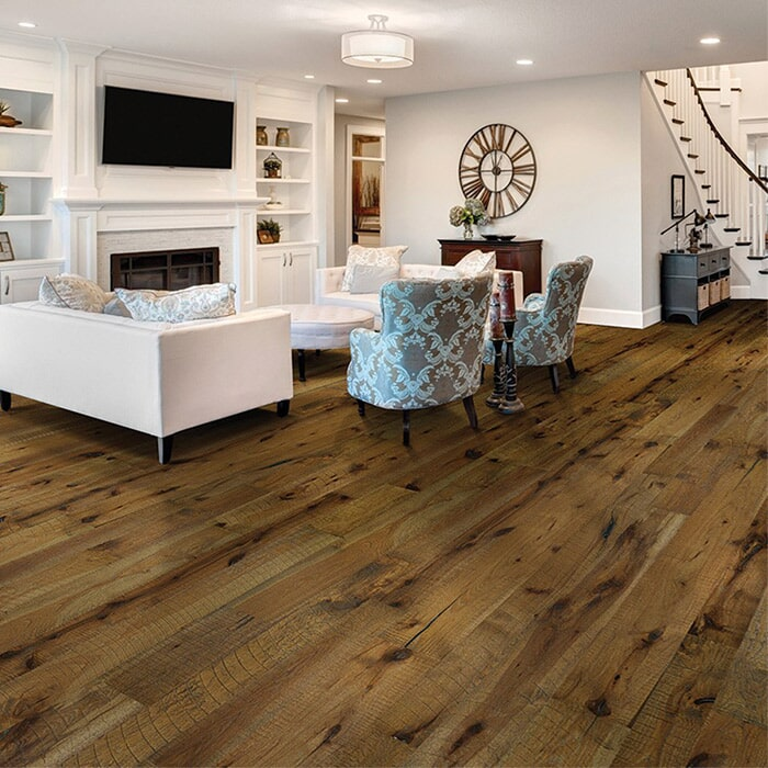 Hardwood flooring from Eastern CT Flooring near Norwich, CT