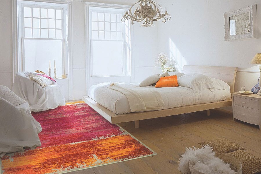 Colorful area rugs in Chesterfield MO from All Surface Flooring