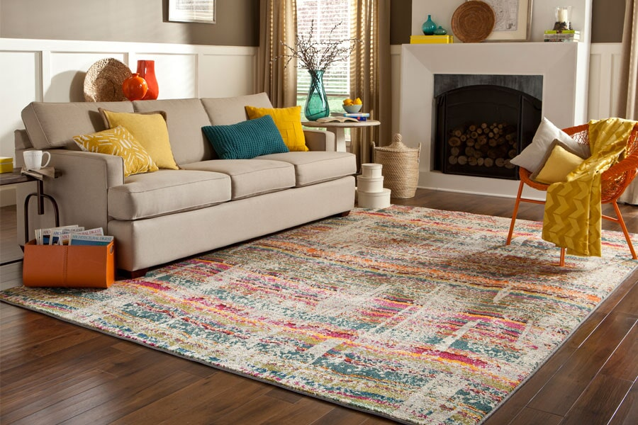 Modern area rugs in St Jospeh MI from Migala Rug & Tile