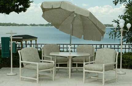 Patio furniture in Frostproof, FL from Griffin's Carpet Mart, Inc