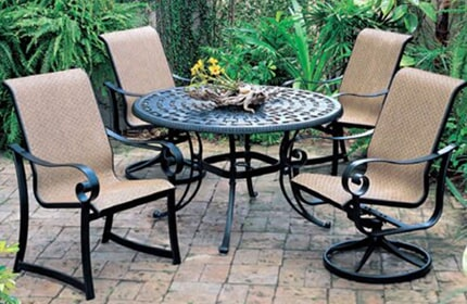 Patio furniture in Wauchula, FL from Griffin's Carpet Mart, Inc