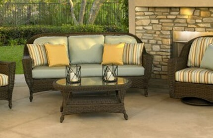 Patio furniture in Avon Park, FL from Griffin's Carpet Mart, Inc