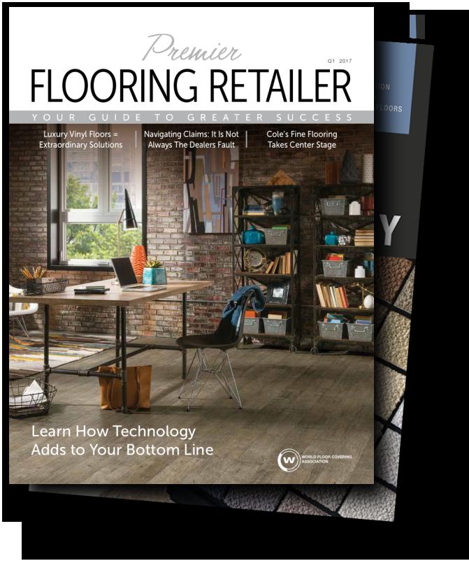 Online APP - Premier Flooring Retailer Magazine - Online Edition - Nationwide
