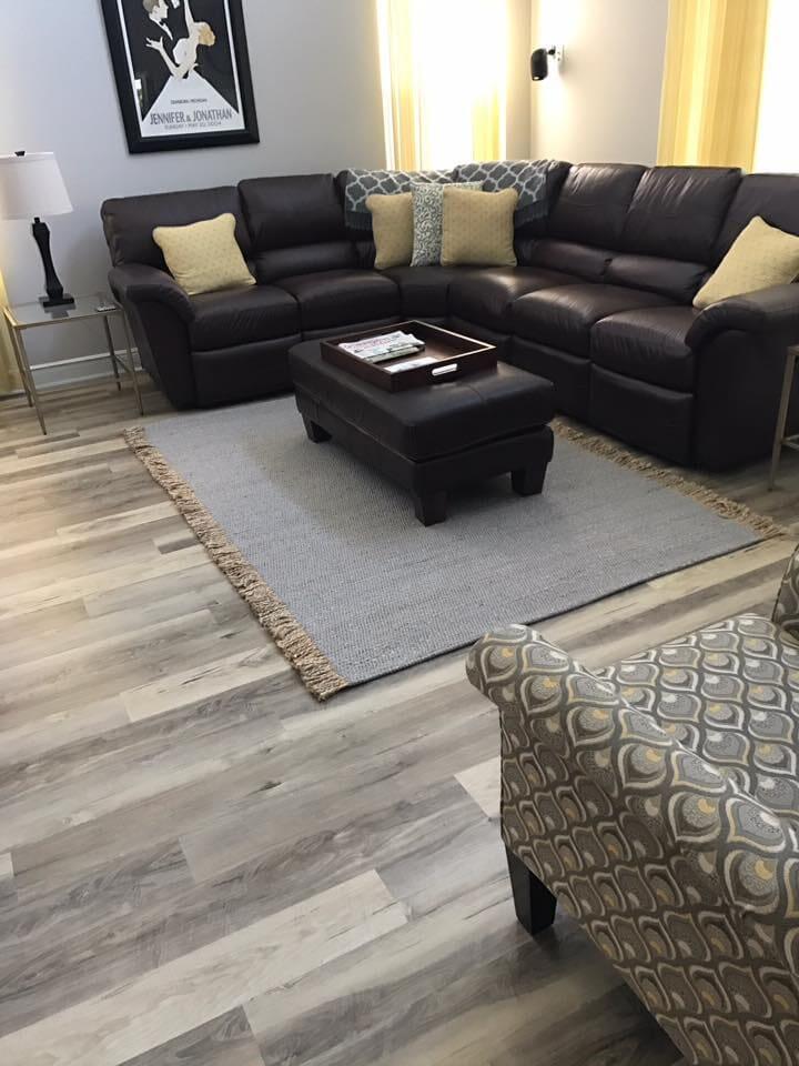 New hardwood floors in Lake Mary, FL from The Flooring Center