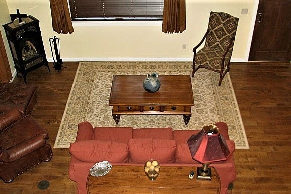 Hardwood flooring in Roberts, MT from Covering Broadway