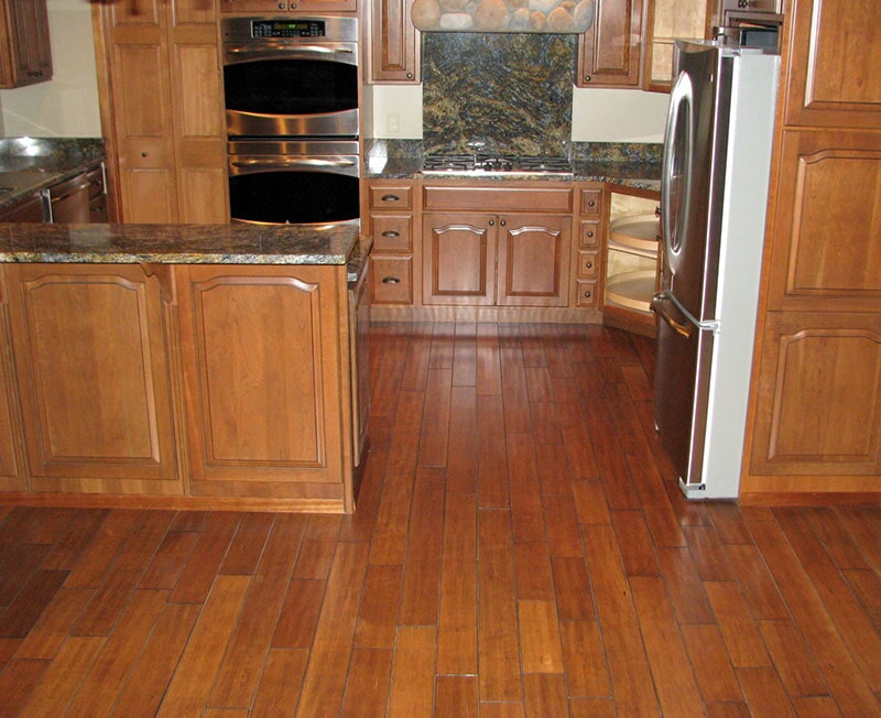 Durable hardwood floors in Columbus, MT from Covering Broadway