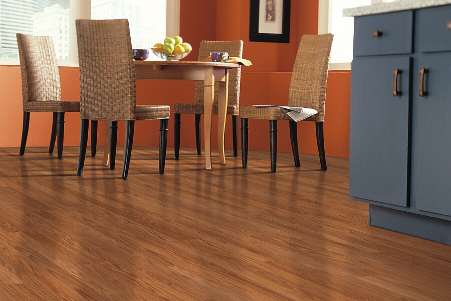 Mohawk laminate flooring in Red Lodge, MT from Covering Broadway