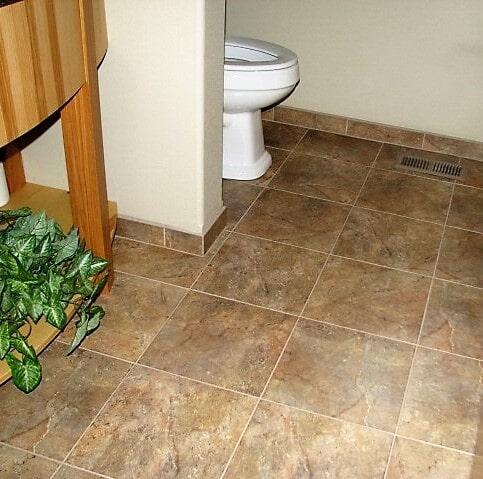 Tile floors in Billings, MT from Covering Broadway