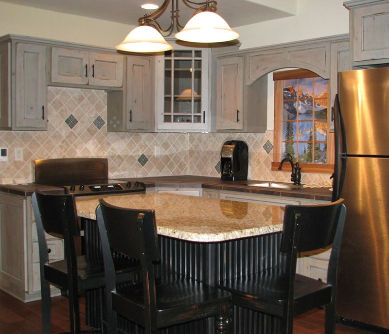 Kitchen flooring ideas in Red Lodge, MT from Covering Broadway