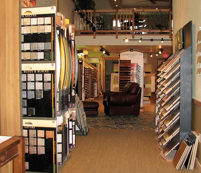 Tile flooring options in Billings, MT from Covering Broadway
