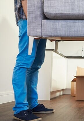 Furniture Removal near Daly City, CA at Sean's Quality Floors