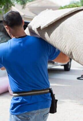 Carpet Disposal near San Francisco, CA at Sean's Quality Floors