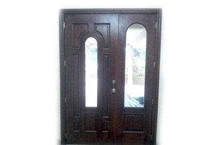 puertas de madera en nicaragua