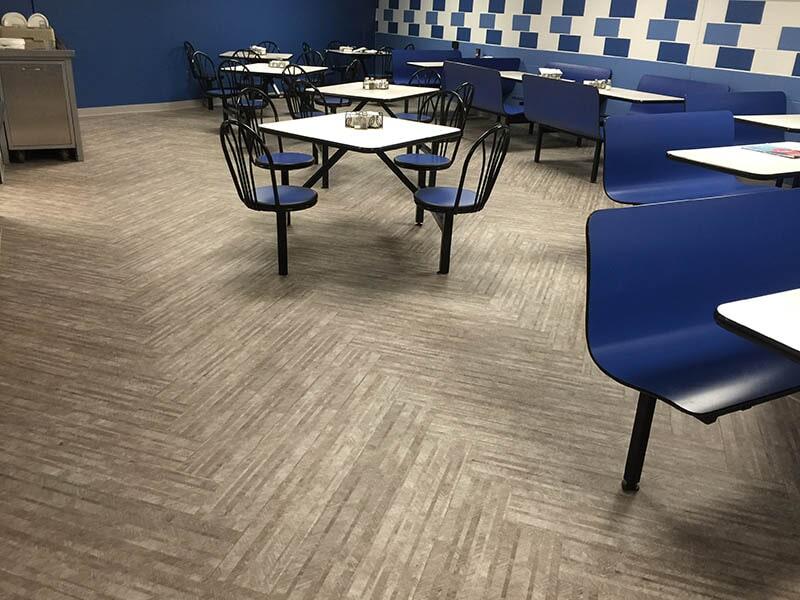 Corporate flooring installation All Surface Flooring Ellisville MO