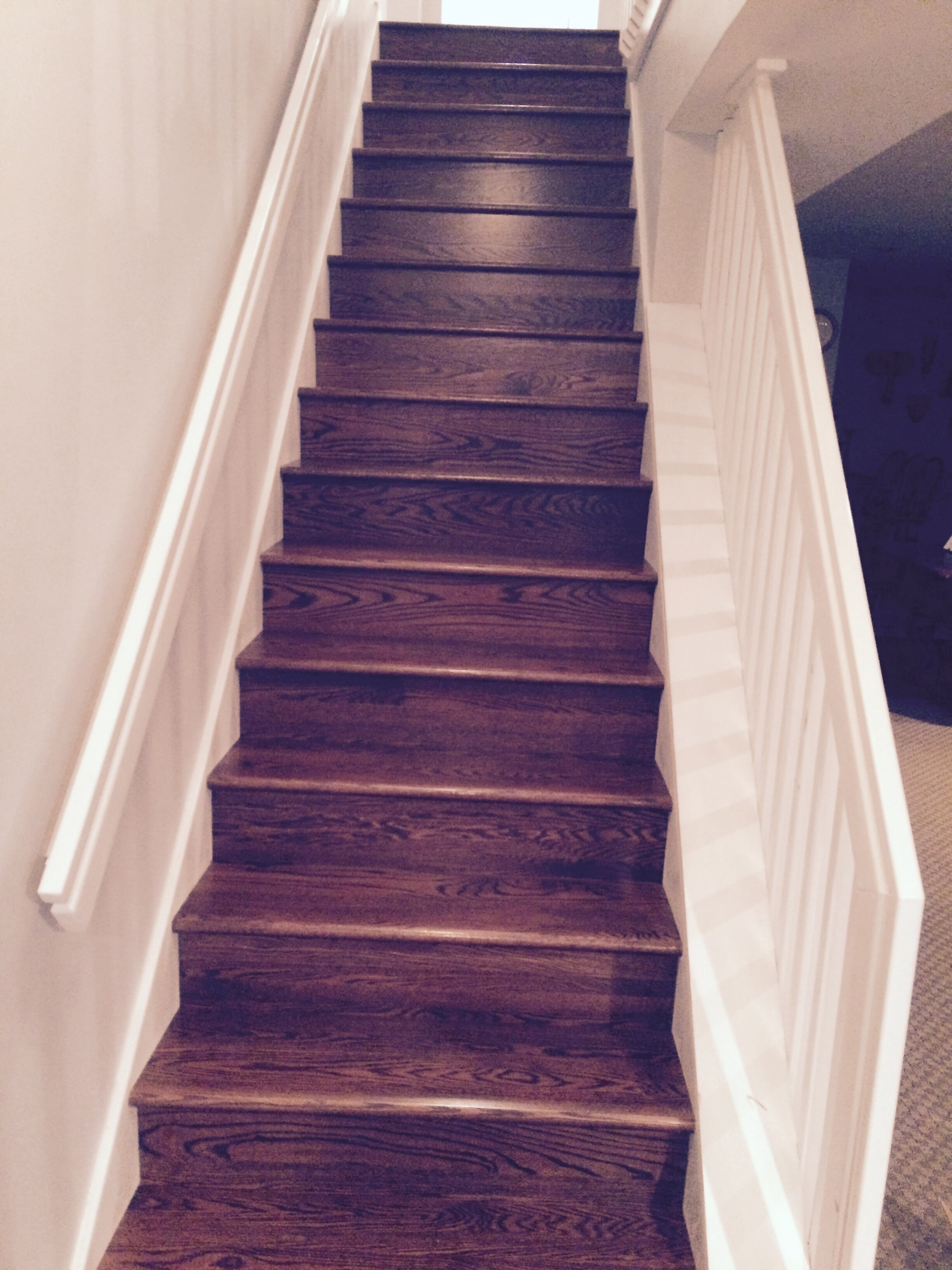 Hardwood refinishing by All Surface Flooring servicing Wildwood MO