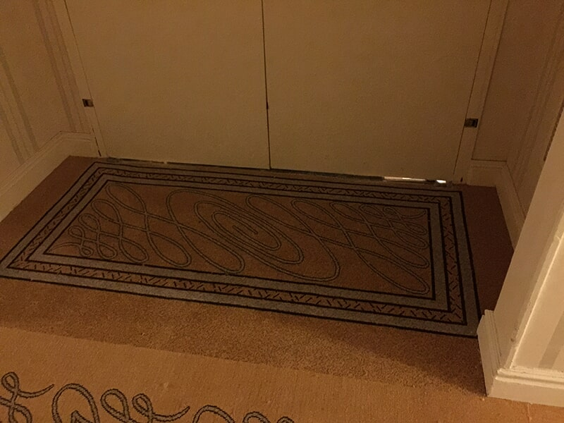 Custom carpet installation by All Surface Flooring servicing Creve Coeur MO