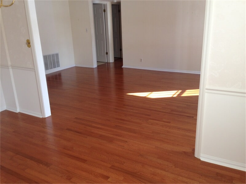 Hardwood Refinishing by All Surface Flooring servicing Creve Coeur MO