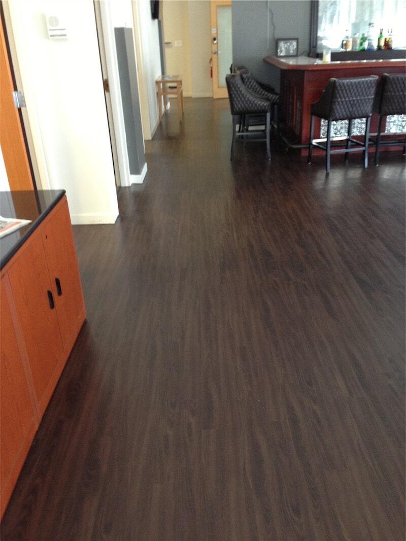 Laminate flooring installation by All Surface Flooring servicing Ellisville MO